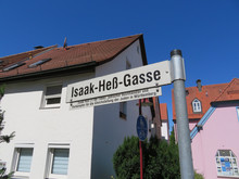 Isaak-Hess-Gasse